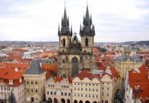Assurance voyage République tchèque