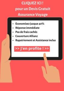 devis assurance voyage