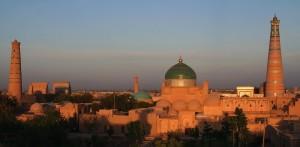 Assurance voyage Ouzbékistan