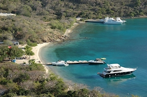 Assurance voyage Îles Vierges britanniques