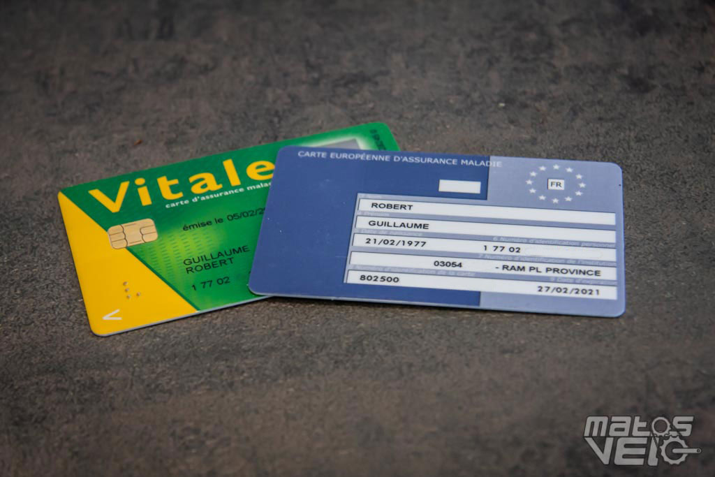 Carte Européenne d'Assurance Maladie CEAM