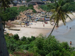 Assurance voyage Ghana