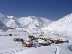 Assurance voyage Kirghizistan