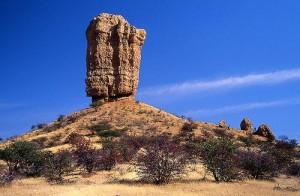 Assurance voyage Namibie