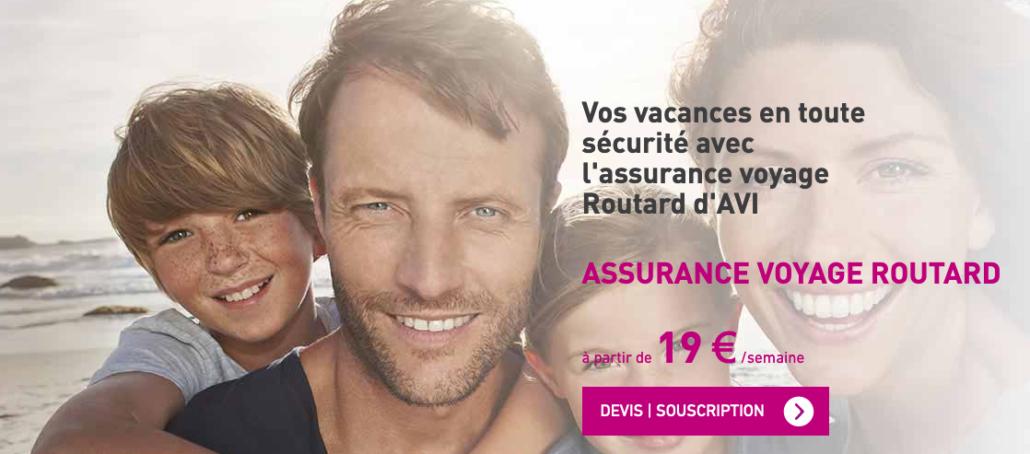 AVI Assurance Voyage