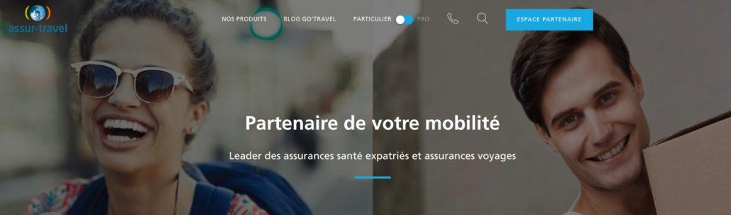 Assur-Travel Assurance Voyage