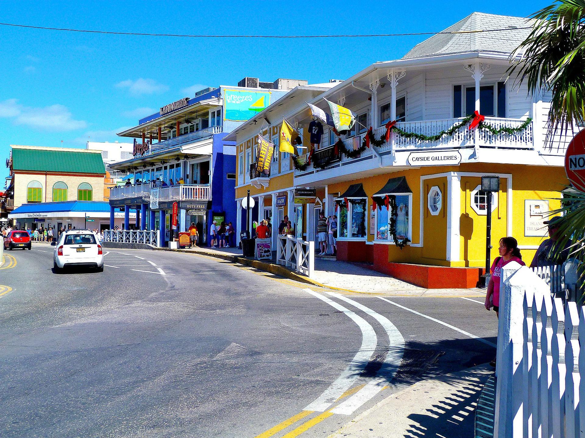 assurance voyage îles Caïmans