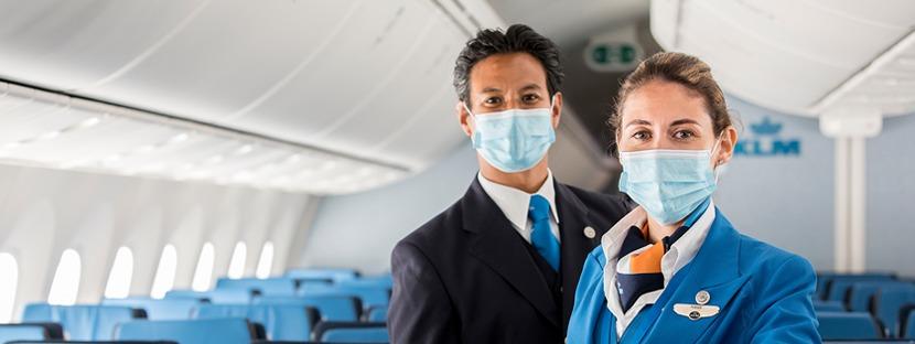 assurance voyage KLM