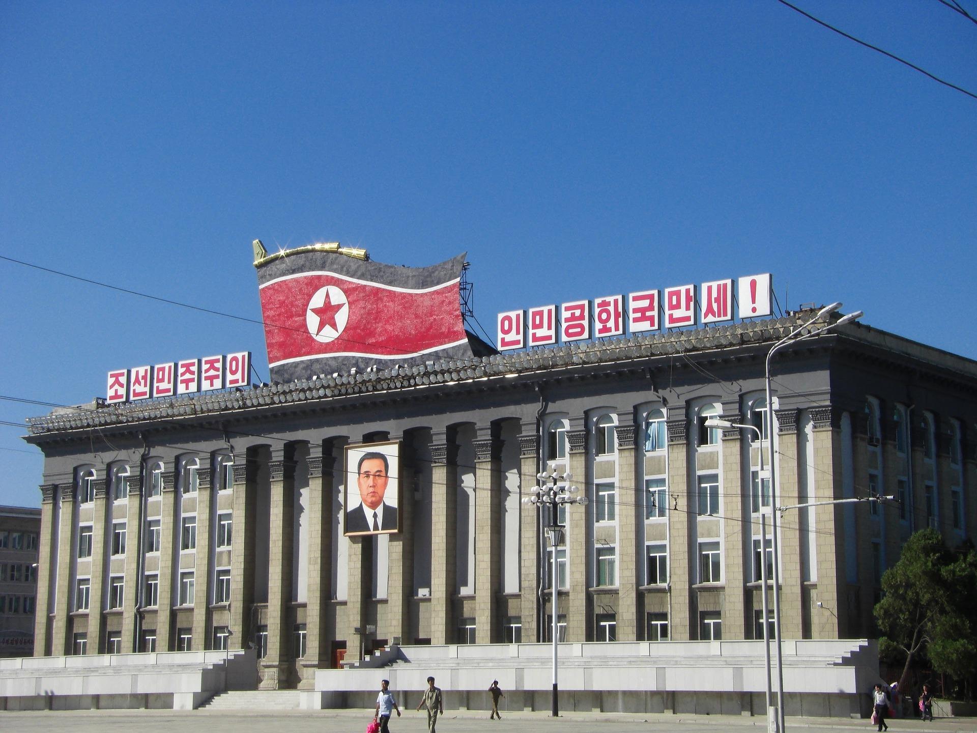 asurance voyage Corée du Nord