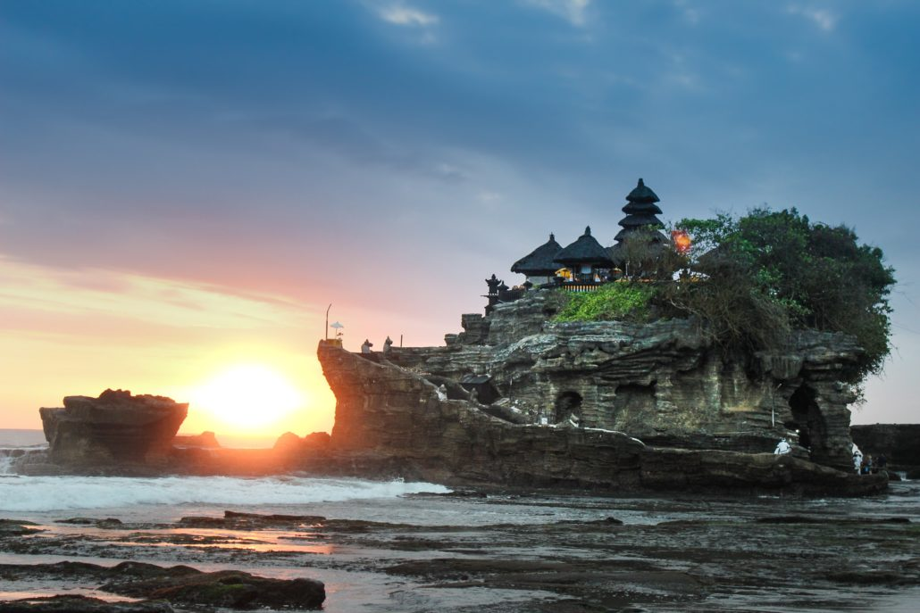 assurance voyage Bali