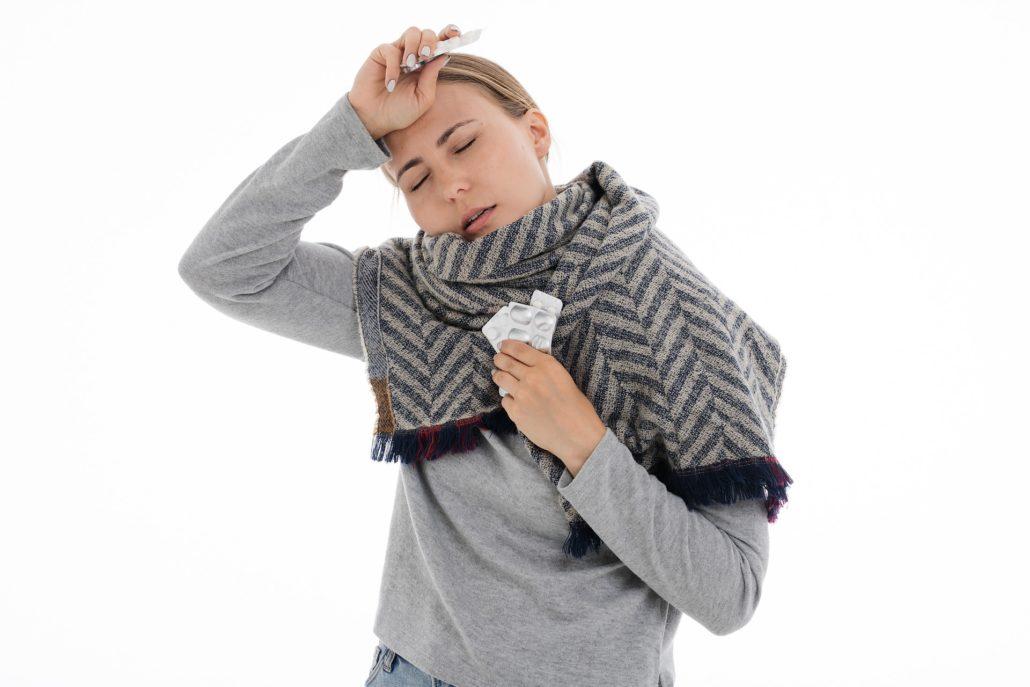 les symptômes de la typhoïde